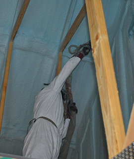Spray Foam Benefits